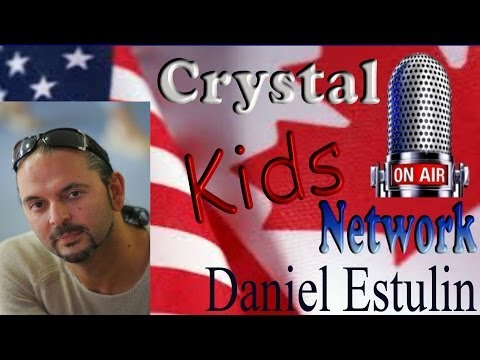 Crystal Kids Radio Interviews Daniel Estulin on how the Canadians stopped the NWO