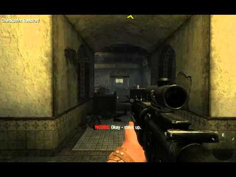 Call Of Duty Black Ops - Kill Castro Mission