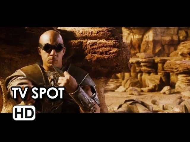 Riddick Official Tv Spot #1 (2013) Vin Diesel Movie HD