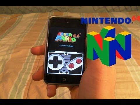 N64 Emulator Iphone 4