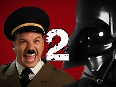 Hitler vs Vader 2.  Epic Rap Battles of History Season 2.