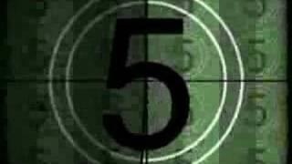 FilmCountDown Film Countdown Old Movie Style
