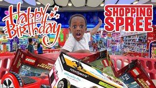 Birthday Toy Shopping Spree!!! (I Buy ANYTHING I WANT)