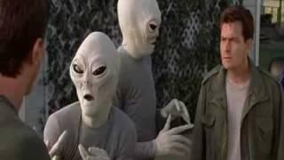 Scary Movie 3 Alien Scene