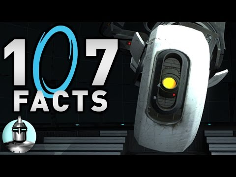107 Portal 2 Facts YOU Should Know | The Leaderboard (Headshot #35)