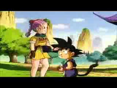 Bulma seduce a Goku Audio Latino
