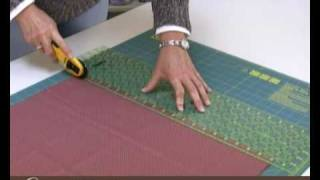 How To Make Bias Binding For A Quilt