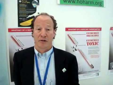 Interview  Josh Karliner   Health Care Without Harm  INC1 Stockholm 2010 in Spanish flv