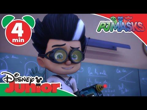 PJ Masks | Romeo's Trap | Disney Junior UK