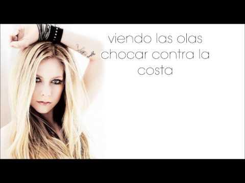 Avril Lavigne- sippin' on sunshine en español