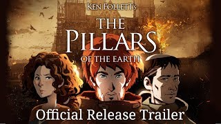 The Pillars of the Earth - Megjelenés Trailer