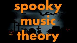 Six Spooky Secrets Composers use to SCARE you [Music Theory / Composition]