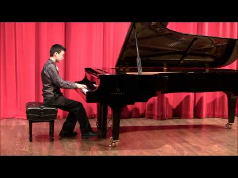 Bach Prelude & Fugue in A minor (BWV 889) / Chopin Ballade No. 1 in G minor