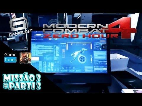 Modern Combat 4 Zero Hour - Missão Terror Unificado