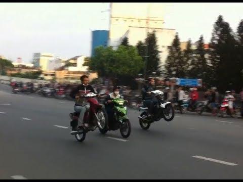 Đua Xe Bình Thạnh - Rung Chuyển Tâm Bão ( FULL 5 phút )