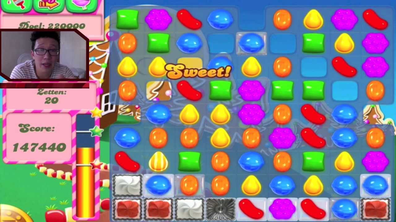 Candy Crush Saga How To Do Level 197 Youtube | Apps Directories