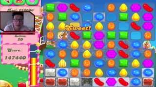 ME & Candy Crush HOW TO DO Level 147