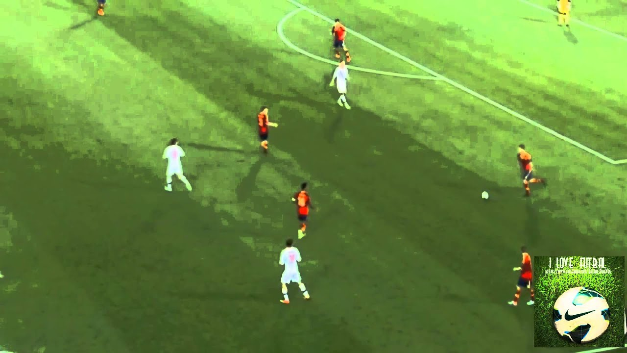spain u21 tiki taka vs russia u21