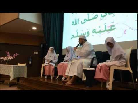 Forum Perdana oleh Asatizah Cilik feat Ustaz Zahid