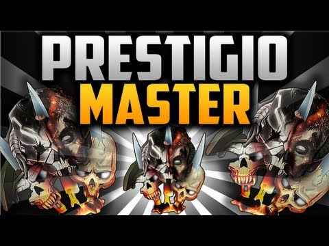 Prestigio Master - La ltima Partida!! - Black Ops 2 | Willyrex