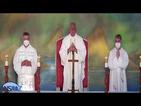 Santa Missa 7 dia de falecimento Padre Sometti |24.04.2021 | Padre José Alem | ANSPAZ