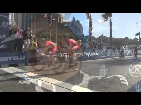 MARCEL KITTEL SPRINT AT THE DUBAI TOUR