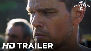 Trailer do filme Jason Bourne