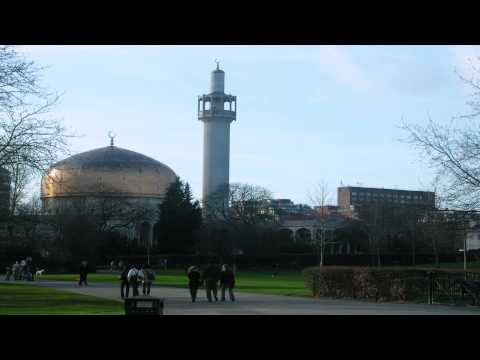 London central mosque St Johns Wood London
