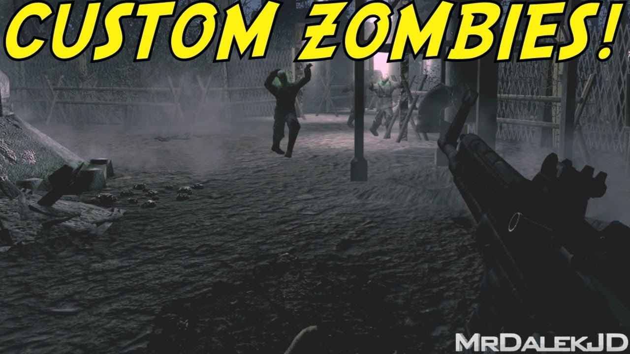 waw custom zombies how to delete mods