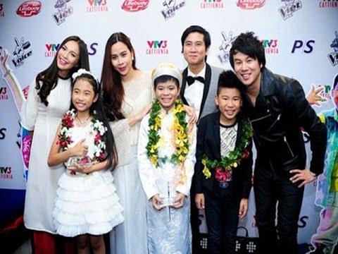 Quê Em Mùa Nước Lũ-Phương Mỹ Chi-Ngày ra mắt khán giả-Giọng Hát Việt Nhí 2013 (60HMHB)