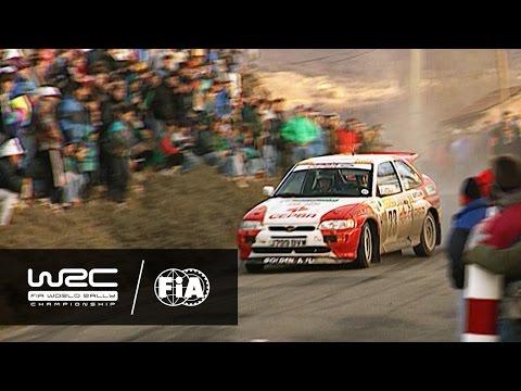 Rallye Monte-Carlo History