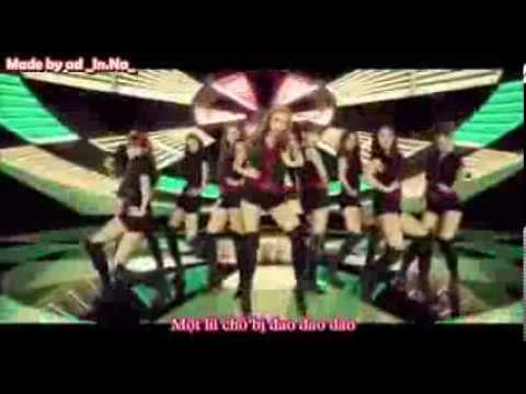 [ Anti T-Ara - Quèn ] Girls' Generation (SNSD) - Hoot ( Quèn và Rác Hú )  MusicVideo HD