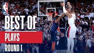 Best Plays of the 2019 NBA Playoffs   First Round