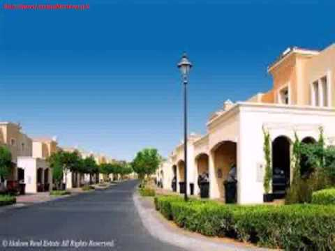 3 +Bedroom Villa+Study+Maid Al Reem Arabian Ranchias Typ 2M In 185000 One Cheque