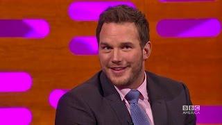 Chris Pratt's PERFECT English Accent - The Graham Norton Show
