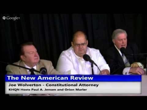 The New American Review - 8/26/2013 - Religious and Civil Rights