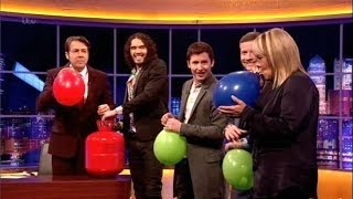 """James Blunt"" On The Jonathan Ross Show"