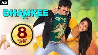 Dhamkee Hindi Action Movie 2014 Ravi Teja, Anushka