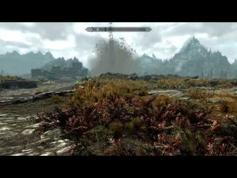 Fall of the Space Core: аддон для Skyrim от Valve