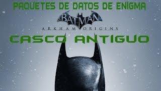 Batman : Arkham Origins Paquetes De Datos De Enigma En