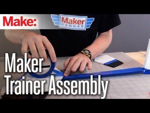 Maker Hangar Episode 10: Maker TrainerAssembly
