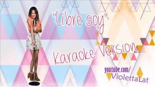Martina Stoessel Libre Soy (Karaoke Version)