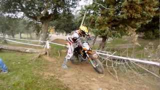 ENDURO DE VALDECABALLEROS 2012 part 2 ACCIDENTES.wmv view on youtube.com tube online.