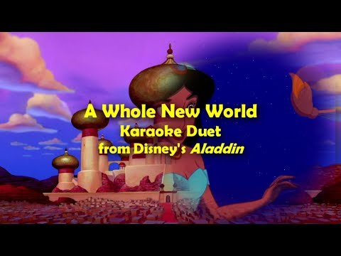 Walt Disney Records – A Whole New World Lyrics - Genius