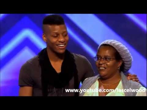 Lascel Wood - Use Somebody (Kings of Leon) X Factor 2011 First Audition HQ/HD