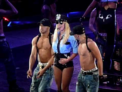 Britney Spears - Womanizer (Live in Las Vegas) [Finale]