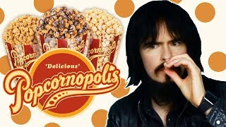 Irish People Try American Popcorn
