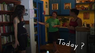 """Today? - Part 18 of """"All's Well and Fair"""" (transmedia documentary)"""
