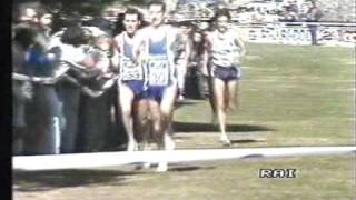 Atletismo, Sporting Campeão Europeu de Corta-Mato em 1986