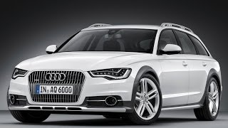 Обзор автомобиля Ауди А6 Аллроад (Audi A6 Allroad)